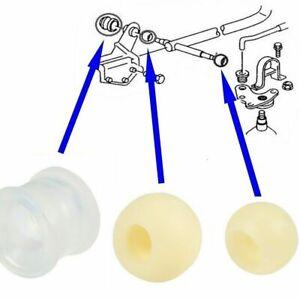 3PCS Gear Linkage Selector Bush Shift Rod Repair Kit For VW T4 MK4 Transporter