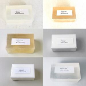 Best Selling Melt and Pour Soap Bases Low Sweat + 30 recipes+ Free Gift