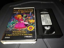 The Princess and the Goblin (VHS, Clamshell, 1994)