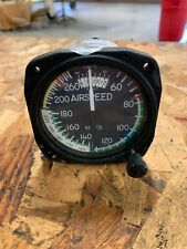 United Instruments Airspeed Indicator P/N: 8130