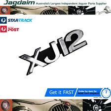 New Jaguar XJ12 S3 Boot Trunk Emblem Badge BBC6013 BAC1662