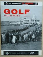 Royal Birkdale Golf Club during Ryder Cup Cover: Golf Illustrated Magazine 1965