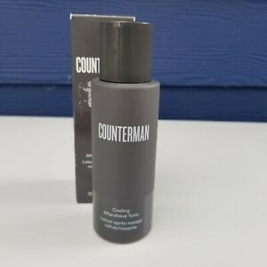 Beautycounter Counterman Men's Cooling Aftershave Tonic 4 oz New In Box