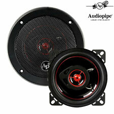 Audiopipe 4-inch 2-Way CSL Series Coaxial Car Speakers 100 Watts 1-Pair CSL1402