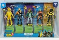 "Fortnite Party Pack 5 Action Figure Set Bundle 4""/ 10cm Figures - NEW🎄 Peely"
