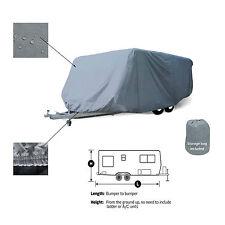 Travel Camper Trailer RV Storage Cover Fits 20' -21'L
