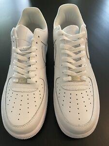 Air Force 1 07 Sneaker Low Herren Weiß Gr. 45