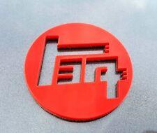 Classic TEQ Emblem Vintage Style Logo Badge fits Toyota FJ Cruiser FJ40 FJ-40