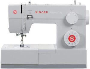SINGER Heavy Duty 4423 Sewing Machine, grey, 23 built in stitches