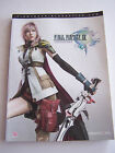 FINAL FANTASY . XIII , LE GUIDE OFFICIEL COMPLET . 256 PAGES . BON ETAT