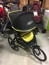 Bob Blaze Baby Jogger 2018 Fixed Wheel Baby Jogging Folding Stroller in Citron