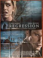 Plakat Regression Alejandro Amenabar Emma Watson Etan Hawke 120x160cm