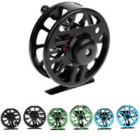 3/4 5/6 WF Fly Fishing Reels Large Arbor CNC Machined Metal Fly Reels 85mm/75mm