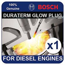 GLP002 BOSCH GLOW PLUG VW Caddy 1.9 D Pickup 96-00 [9U7] AEF 63bhp