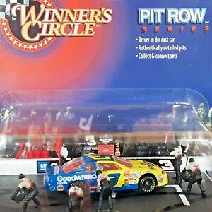Dale Earnhardt #3 Wrangler NASCAR 1999 Winners Circle 1:64 Diecast car Pit Row