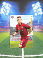 2015 Panini Joshua Kimmich No.55 FC Bayern Munchen-Rookie HTF Rare