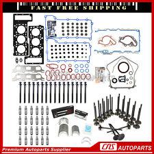 Full Gasket Bolts Bearing Kit For 01-10 Dodge Intrepid Chrysler 300 2.7L V6