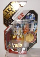 Star Wars 30 Anniversary # 04 R2D2 with Gold Coin Ugh Attack of the Clones