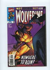 WOLVERINE (VOL .2) # 120-129 (X-MEN/CAPTAIN AMERICA/SABRETOOTH)!!!