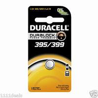 1 Pc 395 Duracell SR927W Watch battery