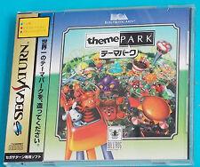 Theme Park - Sega Saturn - JAP