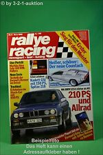 Rallye Racing 6/88 BMW 325 iX Porsche 914/6 Opel Kadett