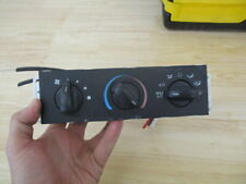 99 00 FORD MUSTANG A/C CONTROLS HEATER CONTROL AC AIR HVAC OEM USED PARTS