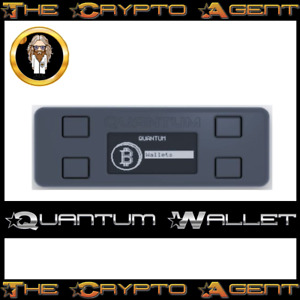 🔒 Quantum Encrypted Password Manager & Crypto Hardware Wallet 🔒