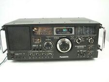 Vintage Panasonic RF-4900 AM-SW-FM 10 Band Receiver