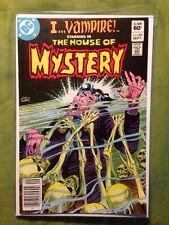 The House Of Mystery #308 VFNM I...Vampire/Joe Kubert Cover