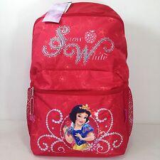 "Disney Princess Snow White School Bag Handbag Backpack Rucksack Satchel 16"""