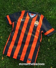 Shakhtar Donetsk 2014 2015 HOME FOOTBALL SOCCER SHIRT JERSEY PLAYER ISSUE