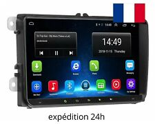 AUTORADIO ANDROID pour VOLKSWAGEN VW GOLF 5 6 Passat Touran Caddy Polo EOS