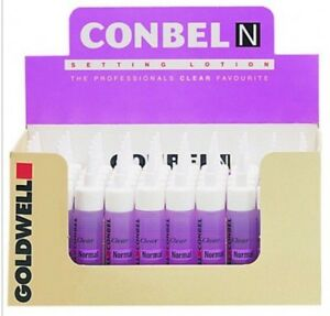 GOLDWELL CONBEL SETTING LOTION CLEAR NORMAL x1 x10 x50