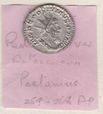 More details for roman postumus 259 to 268 ad billon antoninianus in good very fine condition