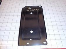 783-0346 Battery Tray Mount Plate Now 783-0346A For Some MTD Cub Troy White