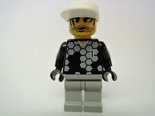 Lego Figur Sports Torwart soc098 weißes Team  Set 3420 3425