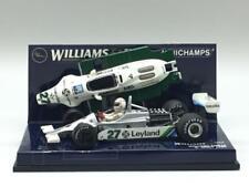 MINICHAMPS WILLIAMS FW07B A JONES 1980 430 800027 1/43
