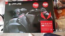 Sapphire Radeon RX Vega 64 8GB HMB Water Cooled GPU - Boxed!