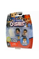 """Ooshies Set 2 """" DC Comics Series 1"""" Action Figure (4 Pack) New"""