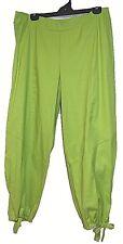 TS pants TAKING SHAPE plus sz S -M / 18 Radient Linen 7/8 apple green NWT rp$140