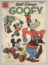 Four Color #1053 November 1960 G/VG Goofy