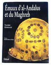 BOOK Enamel Art in Al-Andalus & North Africa Berber tribal jewelry Morocco Spain
