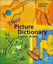 Milet Picture Dictionary (English-Arabic) (Hardback or Cased Book)