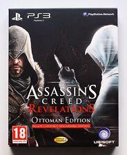 ASSASSIN'S CREED REVELATIONS OTTOMAN - PLAYSTATION 3 PS3 PLAY STATION PAL ESPAÑA