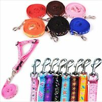 Durable Puppy Rope Small Dog Pet Puppy Cat Adjustable Nylon Harness Lead leash