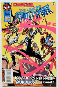 The Amazing Scarlet Spider #2 (Dec 1995, Marvel) VF/NM