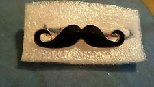 MUSTACHE RING ADJUSTABLE