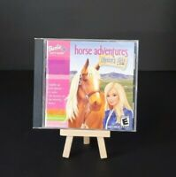 Barbie Horse Adventures Mystery Ride for PC CD-ROM Complete