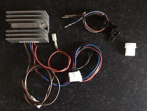 Lumenition PMA50 With Sensor OS50, Electronic Ignition Classic Car Fully Working